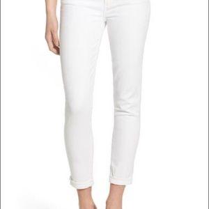 PAIGE Skyline Crop Jeans